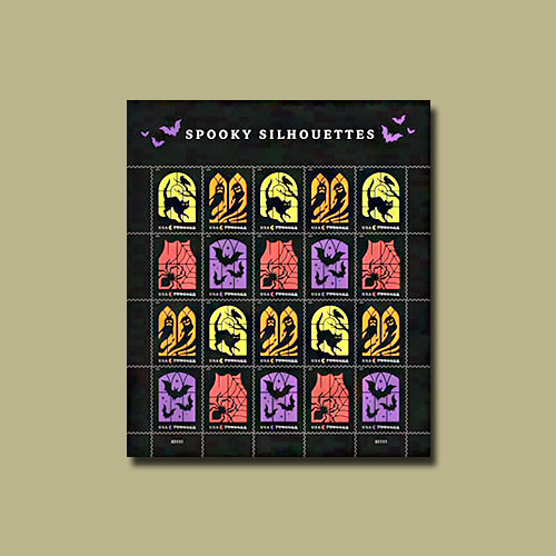 SPOOKY-SILHOUETTES:-Special-Halloween-Edition-Stamps