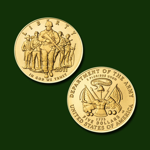 United-States-Army-Commemorative-Five-Dollar-Gold-Coin