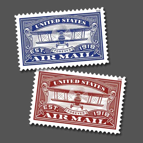 USPS-Celebrates-Centenary-of-Airmail-Stamp