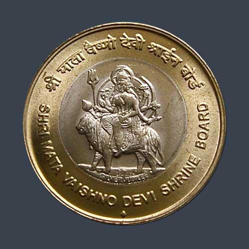 Vaishno-Devi-Mata-Coin