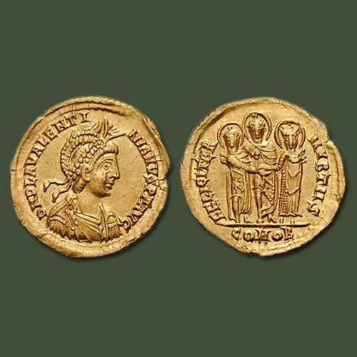 Valentinian-III-marries-Licinia-Eudoxia