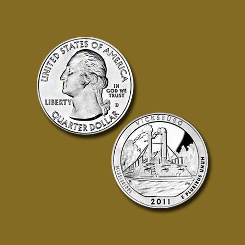 Vicksburg-National-Military-Park-Quarter-Dollar