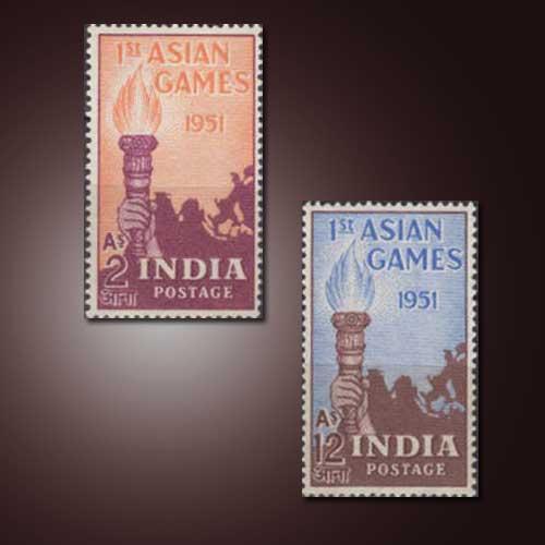 Vintage-Stamp-of-India