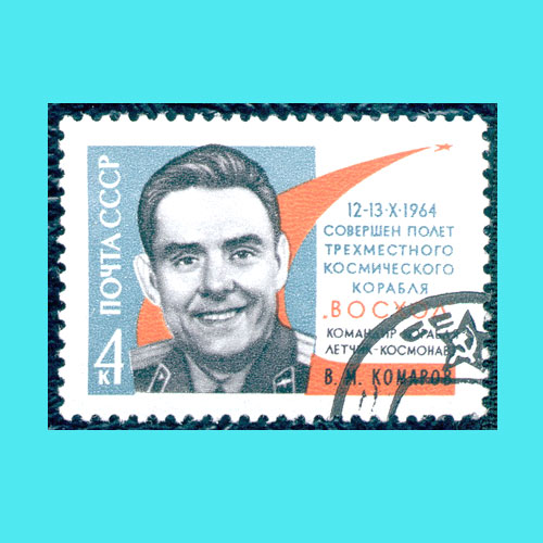 Vladimir-Komarov--The-first-man-to-die-during-the-space-mission