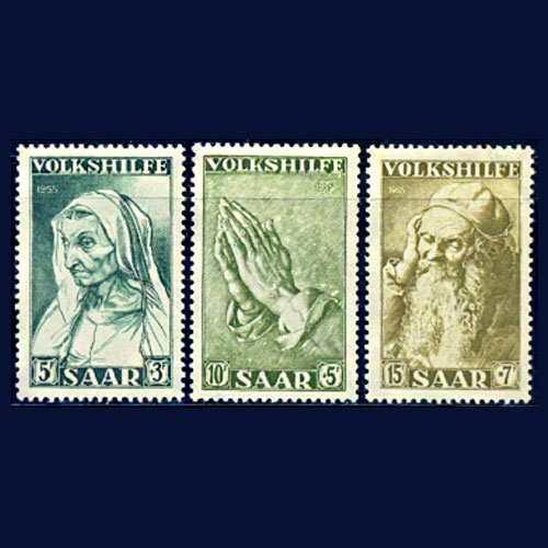 Volkshilfe-Charity-Stamps-of-Saar
