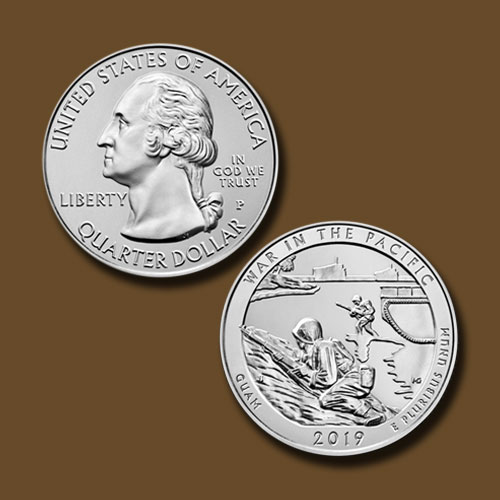 War-in-the-Pacific-National-Historical-Park-Quarter-Dollar
