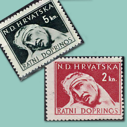 War-Tax-Stamps-of-Croatia