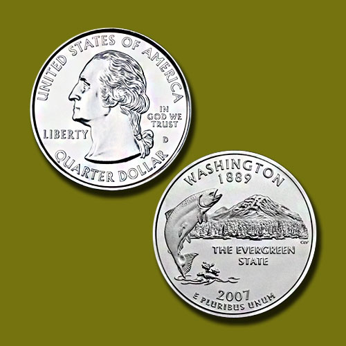 Washington-State-Quarter-Dollar