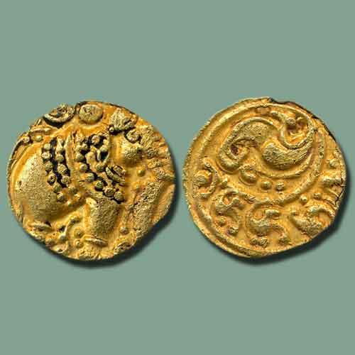 Western-Ganga-Gold-Coin