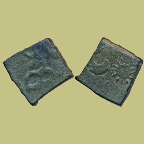 Western-Kshatrapas-Copper-Coin