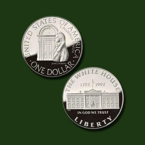 White-House-200th-Anniversary-Dollar