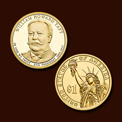 William-Howard-Taft-Commemorative-Coin