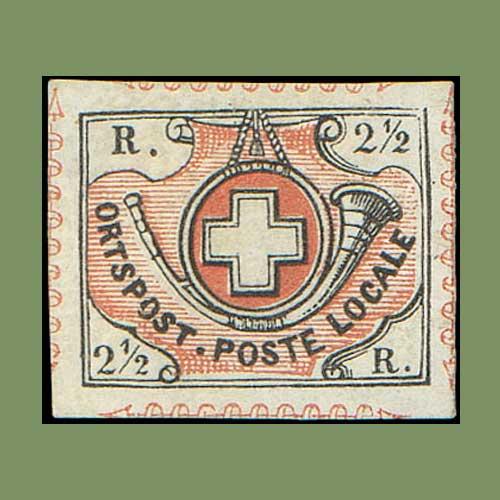 Winterthur-Stamp