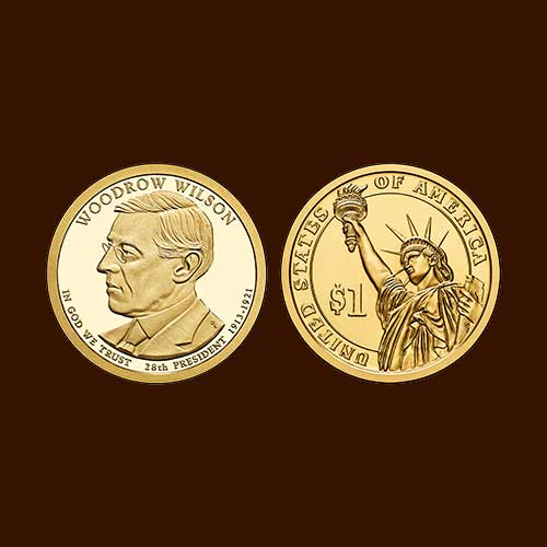 Woodrow-Wilson-Commemorative-Coin
