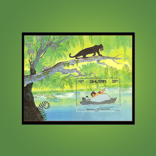 World-Famous-Jungle-Book-Stories-Stamps