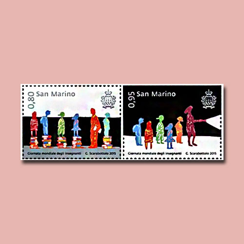 World-Teachers'-Day-Celebrated-by-San-Marino-Post