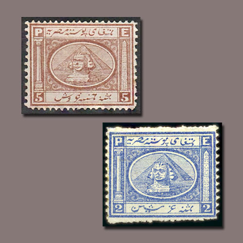 World's-First-Stamps-to-Depict-Historical-Subject