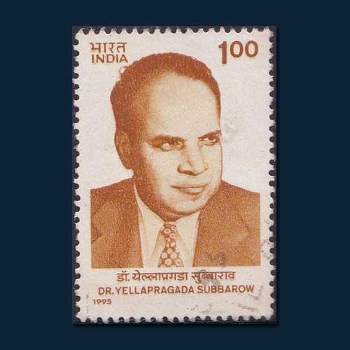 Yellapragada-Subbarow-honors-on-stamp