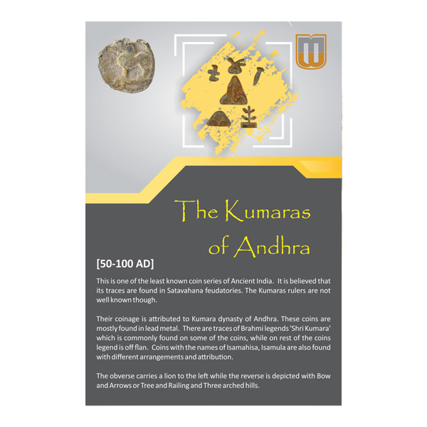 Kumaras of Andhara Coin