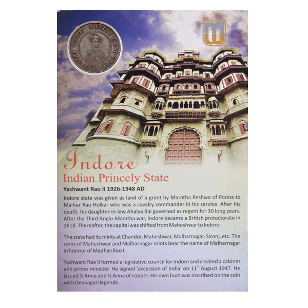 Indore- Princely State