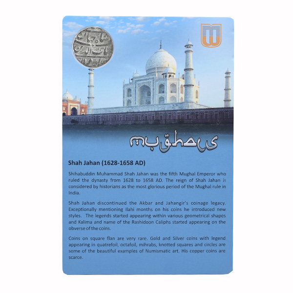 Mughals- Shah Jahan