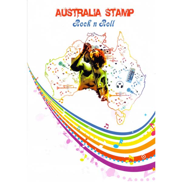 Australia Music Stamps
