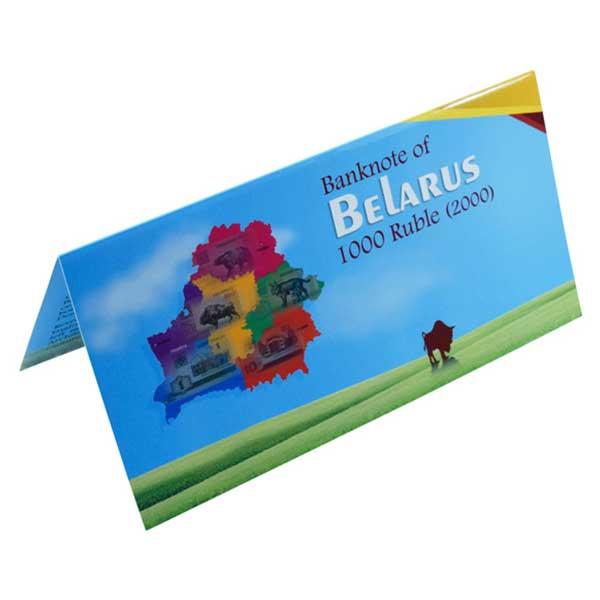 Belarus Description Card