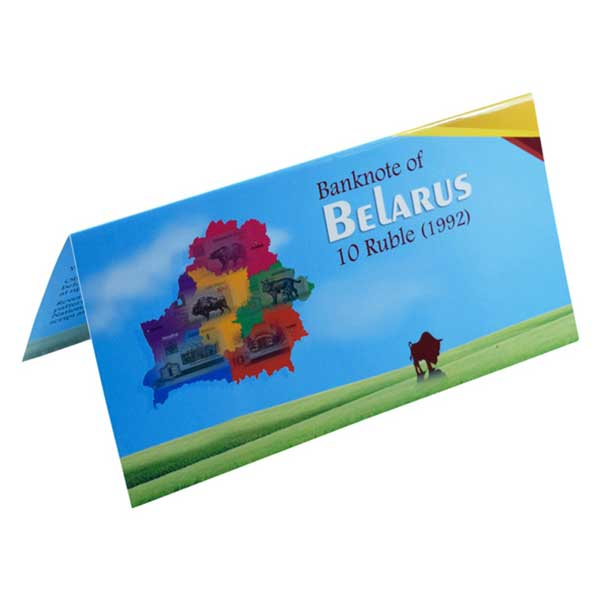Belarus Description Card