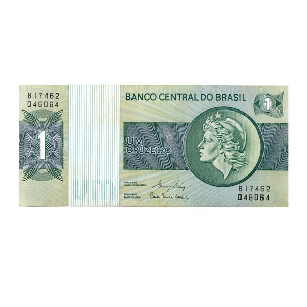 Brazil Currency Note 1 Cruzeiro