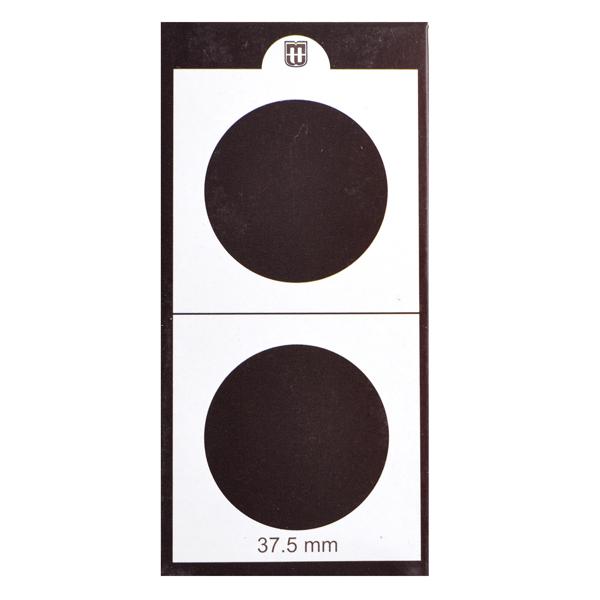 Mintage World 2x2 Cardboard Flip Coin Holder 37.5 mm