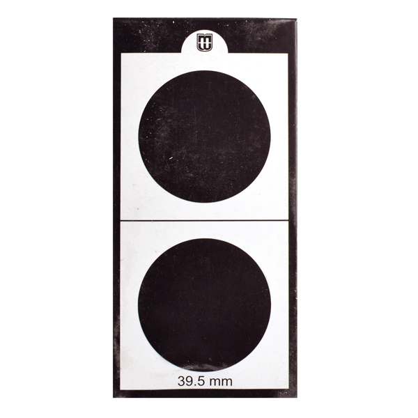 Mintage World 2x2 Cardboard Flip Coin Holder 39.5 mm