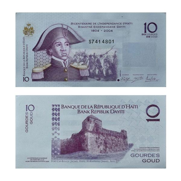 Haiti Note