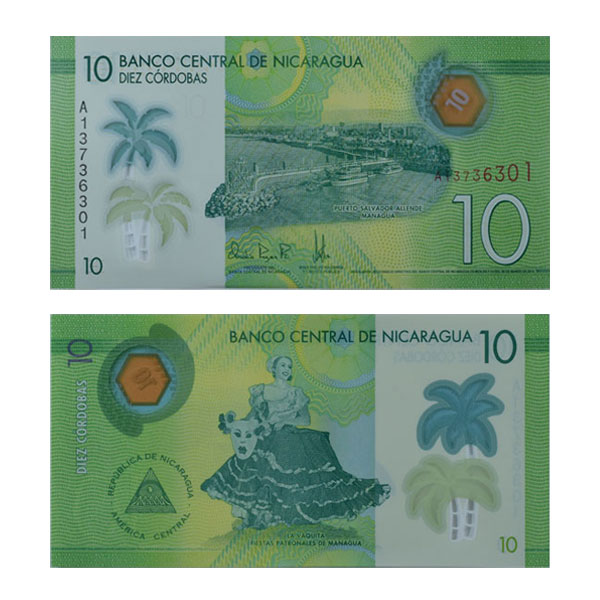 Nicaragua Note