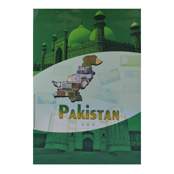 Pakistan Currency Card