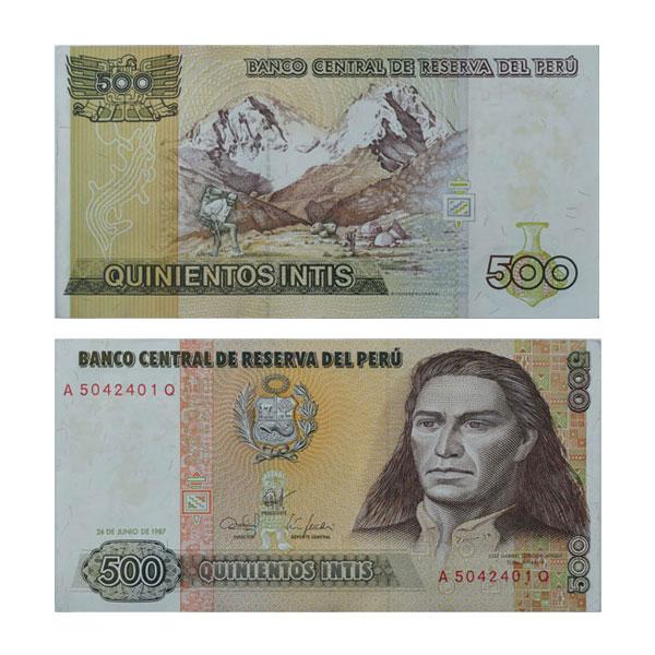 Peru Note