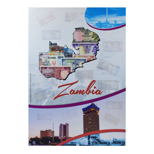 Zambia Currency Card