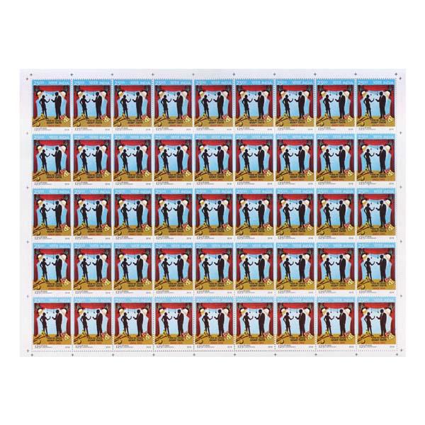 125th Anniversary - Goan Tiatr Full Stamp Sheet 25Rs - 2018