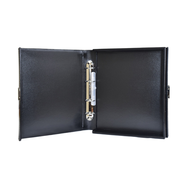 Lighthouse Box binder OPTIMA - classic design - black