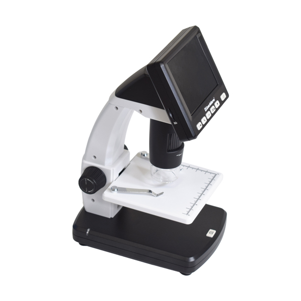 Lighthouse LCD digital microscope with 10-500x magnification