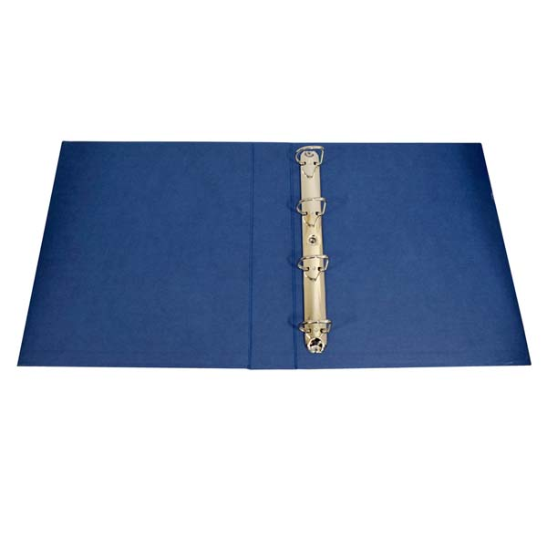 Lighthouse GRANDE PUR Ringbinder with Slipcase- Blue