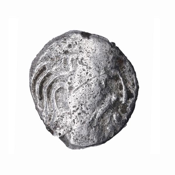 Gupta Dynasty- Coin of Kumar Gupta -   (Mahendraditya Legend)