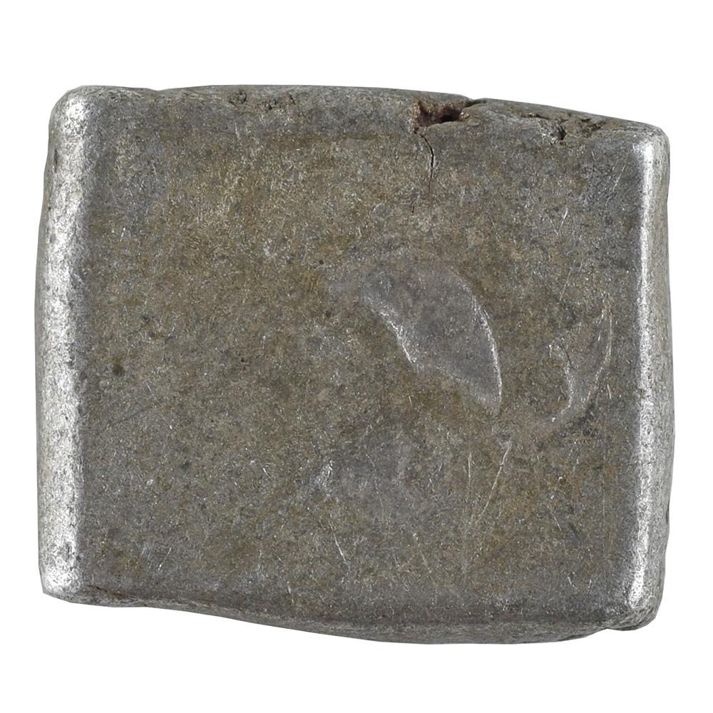 PMC 33 Punch Marked Silver Karshapana Coin of Imperial Magadha Janapada 600 BC-150 BC