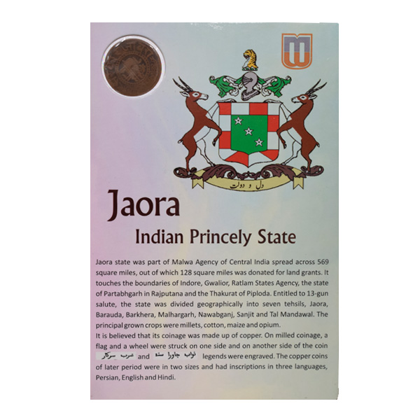 Jaora Princely State