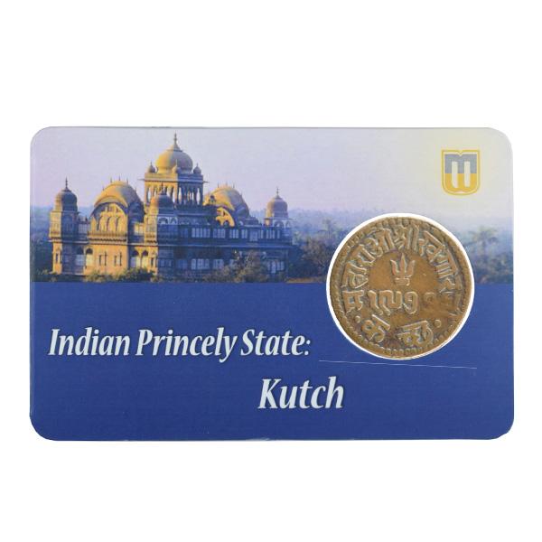 Kutch Indian Princely State Khengarji III Dokdo