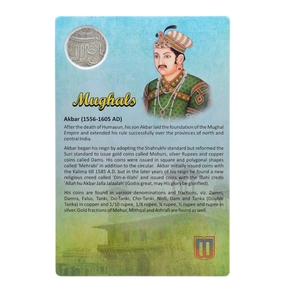 Mughals- Akbar