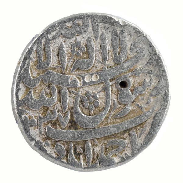 Mughal Dynasty- One Rupee of Shahjahan (Ahmedabad mint)