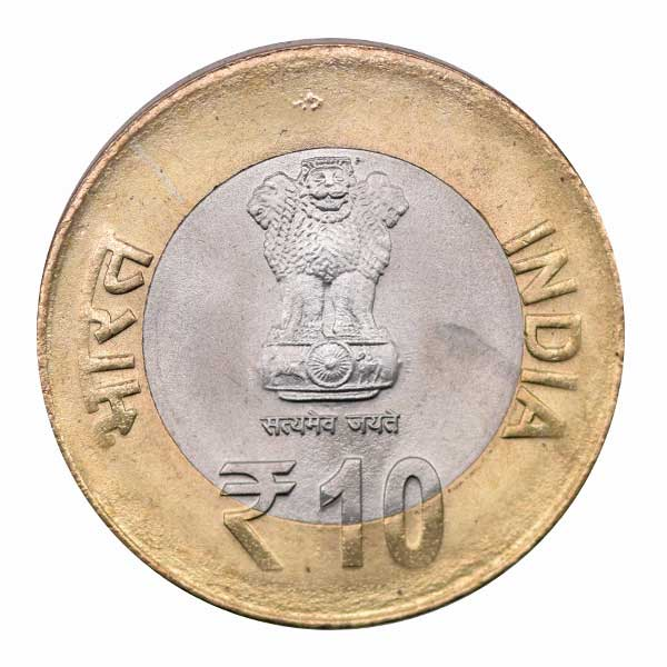 Republic of India - Commemorative Coin of 3rd India-Africa Forum Summit