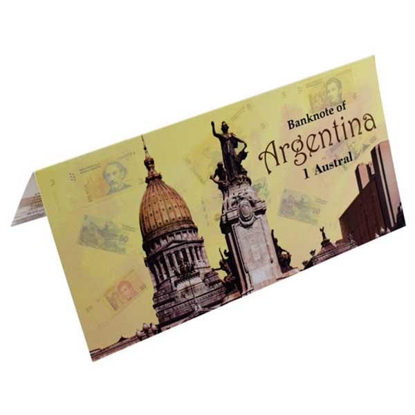 Argentina Description Card