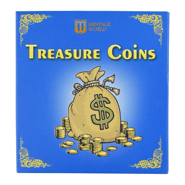 Mintage World 2x4 Cardboard Flip Coin Holder 25 mm