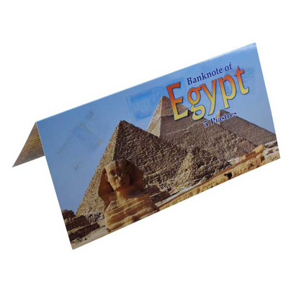 Egypt Description Card